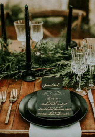 Svatební menu dle vaseho stylu.