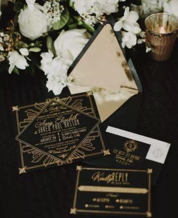 Originální svatební pozvánky pro rok 2020
